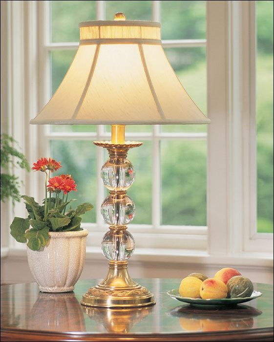 home goods crystal table lamps bedside hotel desk lamp in table lamps. Black Bedroom Furniture Sets. Home Design Ideas