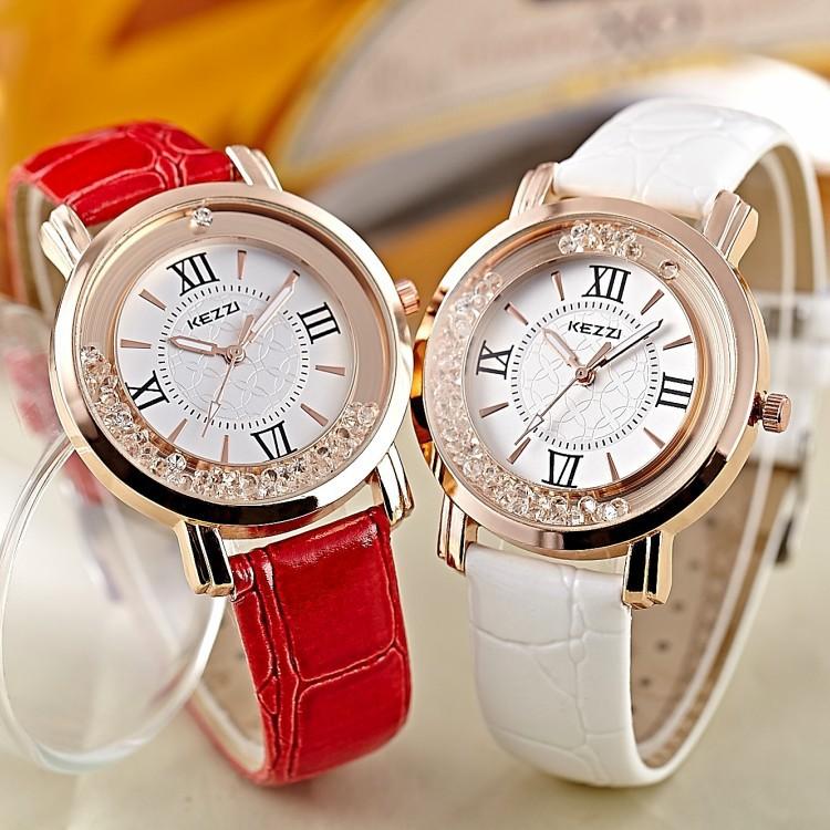watch women Vintage flow diamond watches casual temperament female belt watch Ms. watch brand watches 2013 new quartz watch<br><br>Aliexpress