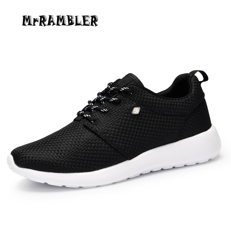 2016 New Summer Men Shoes Lightweight Women Casual Shoes Comfort Trainers Gym Shoes For Men Breathable Mesh Fashion Flats