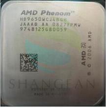 AMD Phenom X4 9650 Quad-Core de DeskTop 2.3 GHz CPU HD9650WCJ4BGH Socket AM2 +/940pin(China (Mainland))