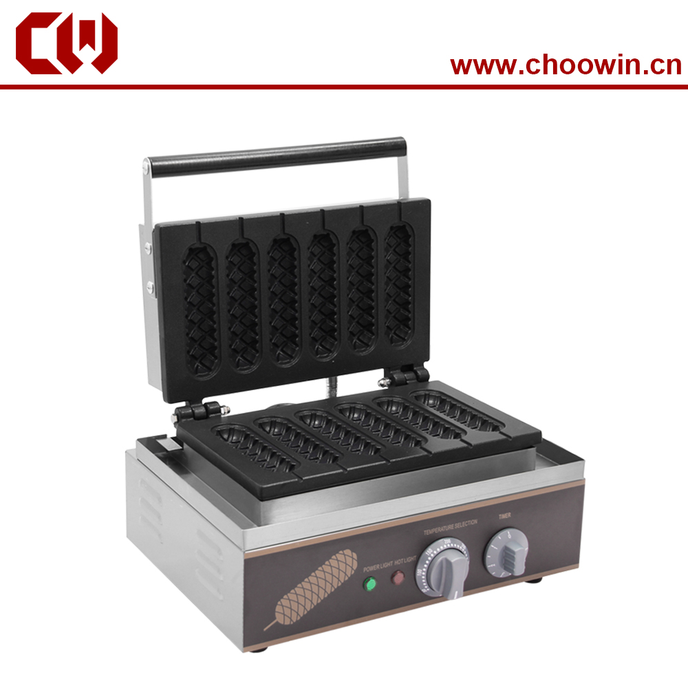 stainless steel crispy bar machine_corn shape baking machine_fish shape waffle maker<br><br>Aliexpress