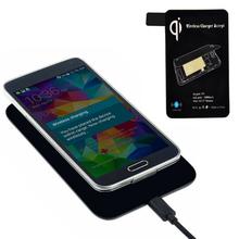 Новинка научно ци стандартный беспроводной зарядное устройство + приемник для Samsung Galaxy S5 I9600 G900 зарядки Pad Высокое качество