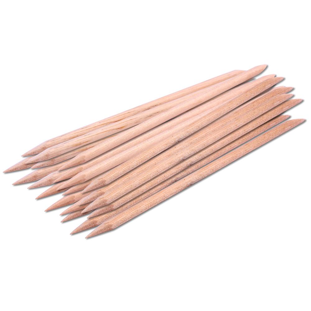 【HAICAR 20Pcs Nail ⑤ Art Art Orange Wood Stick Cuticle