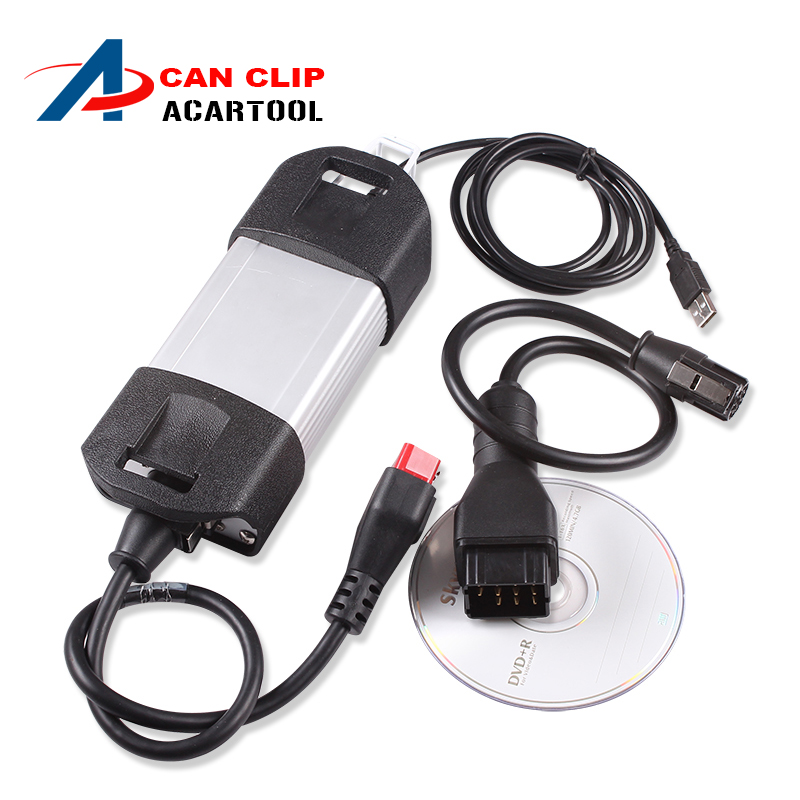New Renault CAN Clip V155 Diagnostic Tool Renault Clip Can Clip Renault Scanner For Renault Can Clip Diagnostic Interface(China (Mainland))