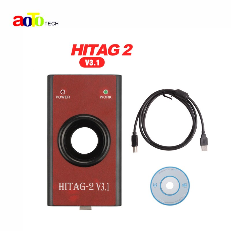 Фотография Top selling Auto key programmer HiTag2 V3.1 Programmer Latest versions