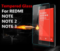 Tempered Glass For Redmi red mi 2 3 3S 3X mi2 mi3 PRO note 2 3