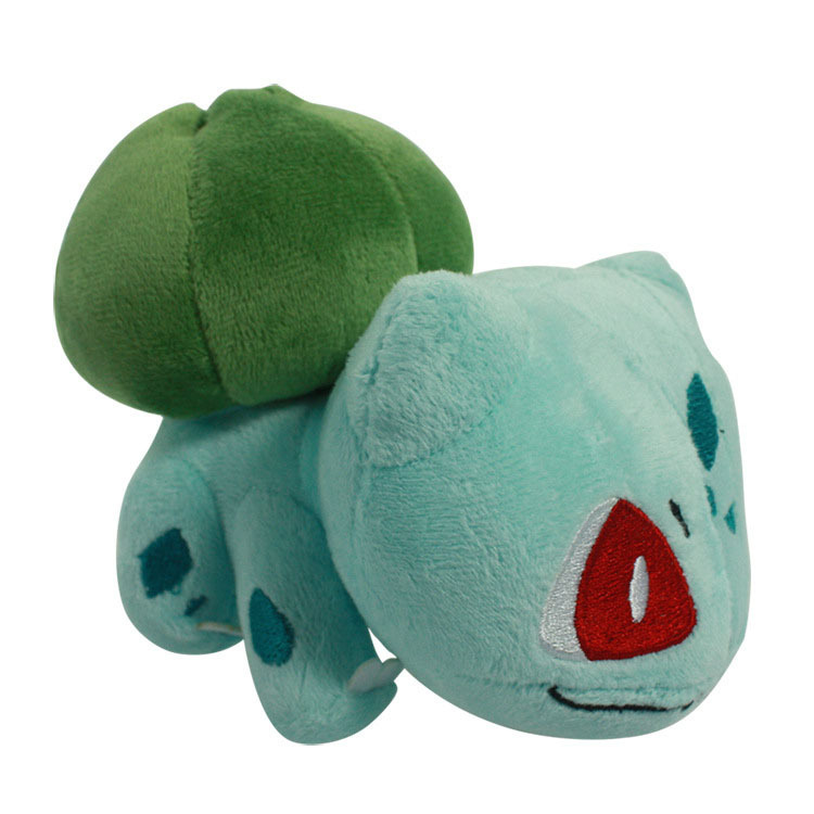 Pokemon Bulbasaur Plush toy figures Toys Banpresto climb 13cm Pokemon Soft Stuffed Anime Cartoon Dolls<br><br>Aliexpress