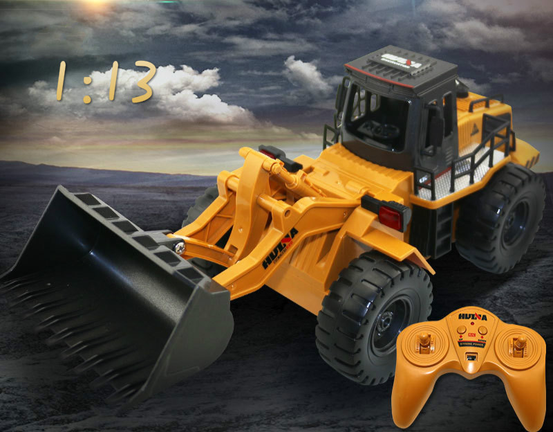 Kingtoy R C truck 1:13 Alloy 6 channel Engineer Digger USB charging Excavator Toy<br><br>Aliexpress