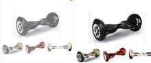 10 inch series SBS-015 Self Balance Scooters Dual tires Balance electric vehicles Two rounds Twisting Balance of electric car(China (Mainland))