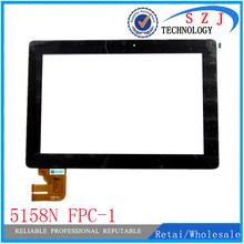 Nouveau 10.1 ''pouces Pour Asus Transformer Pad TF300T TF300 5158N FPC-1 Écran Tactile numériseur Livraison Gratuite(China (Mainland))