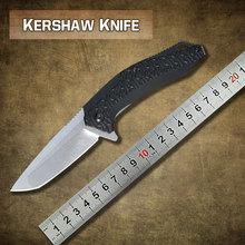 """Xinzuo Kershaw 3840 3.15 """" pocket cuchillo plegable del EDC del cuchillo de bolsillo que acampa con 8Cr13MoV mango de nylon envío gratis"""