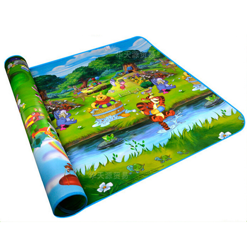 200*180*0.5cm Baby Toy Crawling Play Mat, Children Carpet Gym Blanket Activity Gym PlayMat Kid Soft Floor Puzzle Eva Foam Rug(China (Mainland))