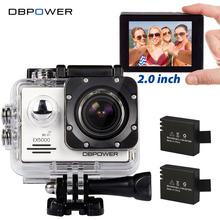 DBPOWER Original EX5000 WIFI Series Action Camera Waterproof 1080P 30fps Action Cam Sport Camera Helmet Go SJ4000 SJ5000 Pro (China (Mainland))