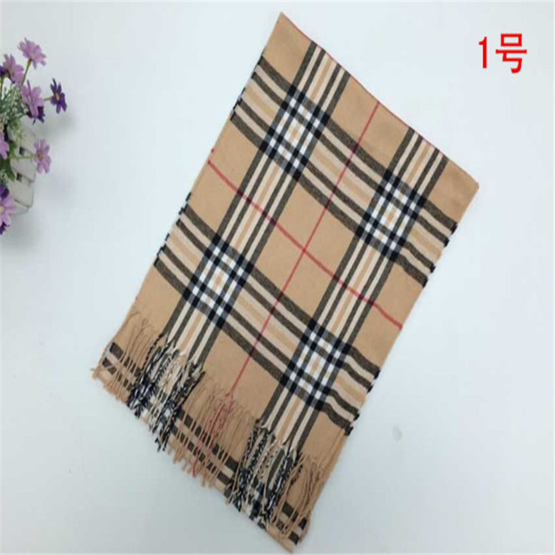 The Satin England 190 33Lattice Boy Girl Korean Cashmere Parent child font b Plaid b font