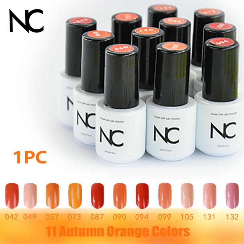 Vernis Permanent Gelishgel Gel Nail Polish Orange Gel Polish Colors Wholesale Magnetic Skin Nail Varnish Gel UV Construtor(China (Mainland))