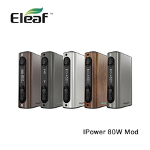 Buy Eleaf iPower 80W TC MOD 5000mAh Built-in Battery electronic cigarette eleaf istick ipower box mod Melo 3/Limitless RDTA for $41.85 in AliExpress store