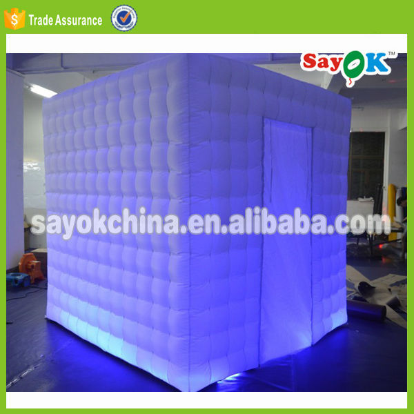inflatable rental portable photo booth used machine(China (Mainland))
