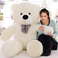 180CM Giant teddy bear soft toy huge large big stuffed toys plush life size kid baby