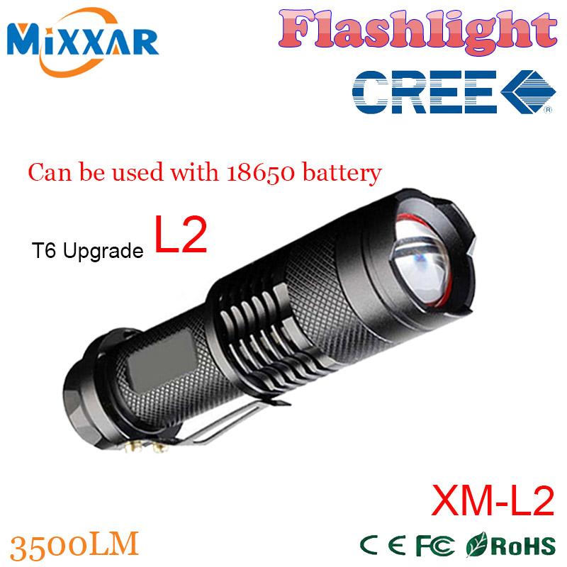 Гаджет  zk50 3500LM CREE XM-L2  led Torch Zoomable 5-modes lanterna LED tactical Waterproof led Flashlights Torch None Свет и освещение