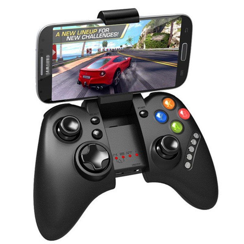 Ipega PG-9021 Wireless Bluetooth gamecube Game Controller Gamepad Joystick for Android iOS Phone Tablet PC Mini PC Laptop TV BOX(China (Mainland))