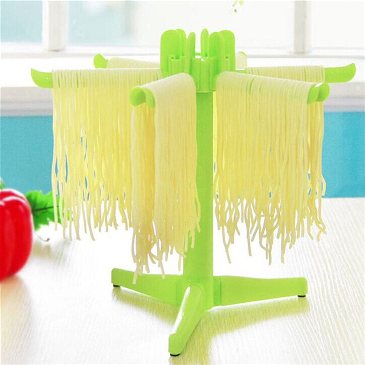 Household Noddle Drying Rack Practical Kitchen Pasta Stand Tools For Shelve Hanging Noddle Spaghetti Fettuccine Dryer(China (Mainland))