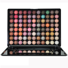 Professional 88 Colors Eye Shadow Palette Makeup Naked Glitter Eyeshadow Palette Maquillage Cosmetic Brush Kit Tools