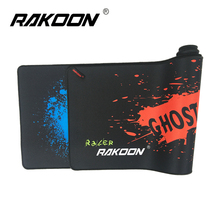 Buy Rakoon Large Gaming Mouse Pad Ghost Born Locking Edge Mouse Mat 30x80CM Mousepad CS GO Dota 2 League Legend for $8.98 in AliExpress store