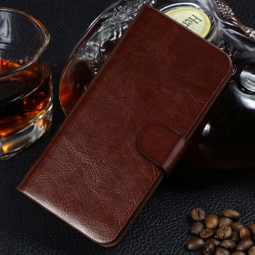 Free Shipping High Quality New Original Lenovo A316 A316i Leather Case Flip Cover for Lenovo A 316 i Case Phone Cover In Stock(China (Mainland))