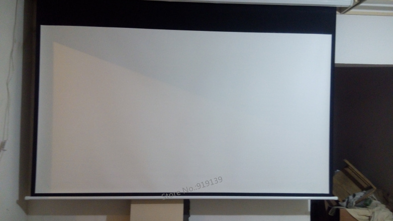 Electric projection screen pic 14