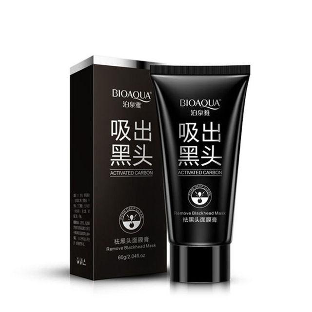 Всасывания черная маска лица маска для лица нос угорь пилинг черная голова лечение акне лучше , чем PILATEN