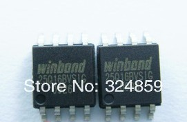 100% NEW ORIGINAL WINBOND 25Q16BVS1G Notebook computer COMMON IC chip chipset - jc yang's store