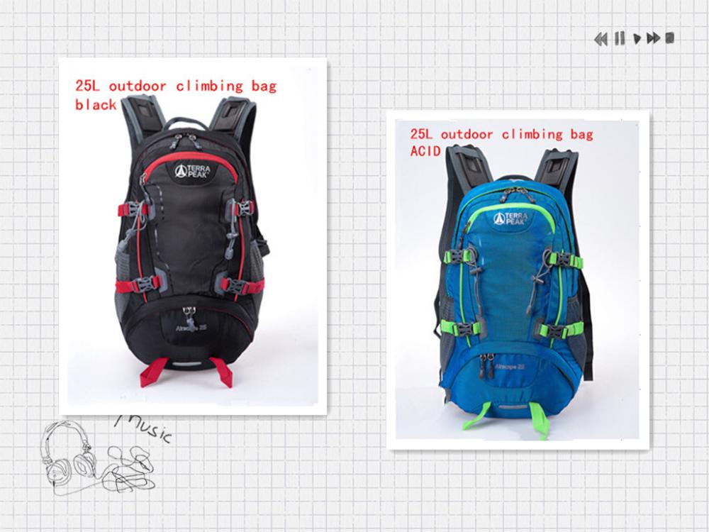freeshipping Outdoor climbing bag /olive/camo/outdoor couple backpack 25L large capacity outdoor day life forces T8801(2)<br><br>Aliexpress