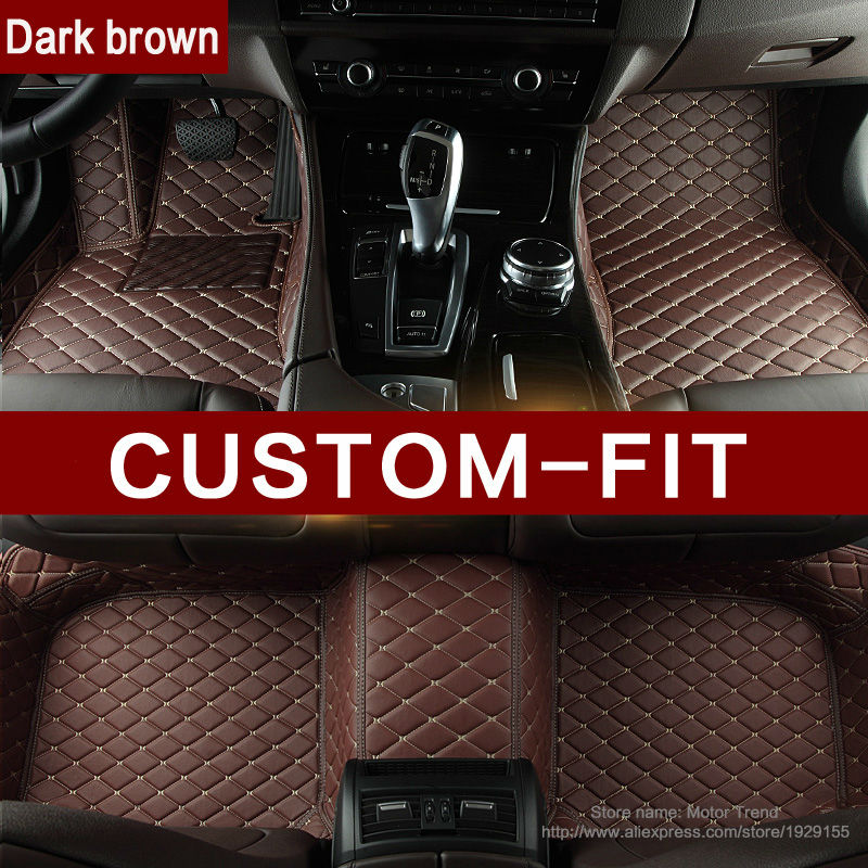 Custom fit car floor mats for Lexus CT200h GS ES250 350 300h RX270 350 450H GX460h