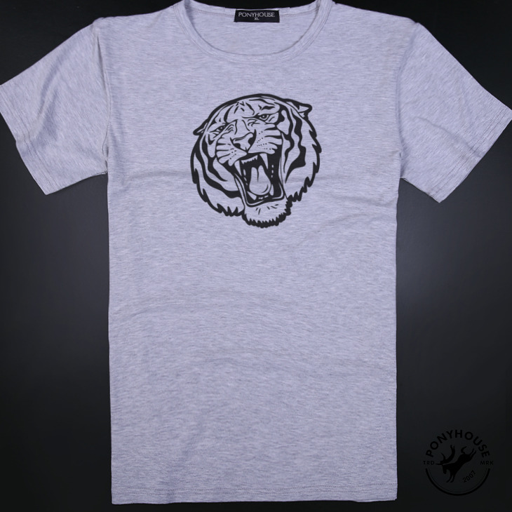 Гаджет  2015I HVC NWO FOI TIGER HEAD export tiger tiger T-shirt short sleeve male None Изготовление под заказ