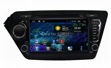 pure Android 4.1 KIA K2/ RIO  car audio DVD navigation ,Multimedia,Capacitive screen, car dvd ,3g, wifi,Built-in wifi dongle