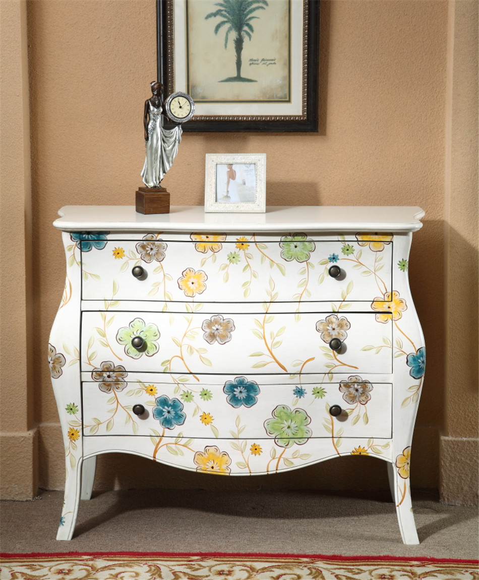 Bedroom Furniture Nightstand Bedside Table Chest Of
