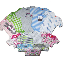 Baby Boy Baby Girl summer short sleeve onesie bodysuit(China (Mainland))