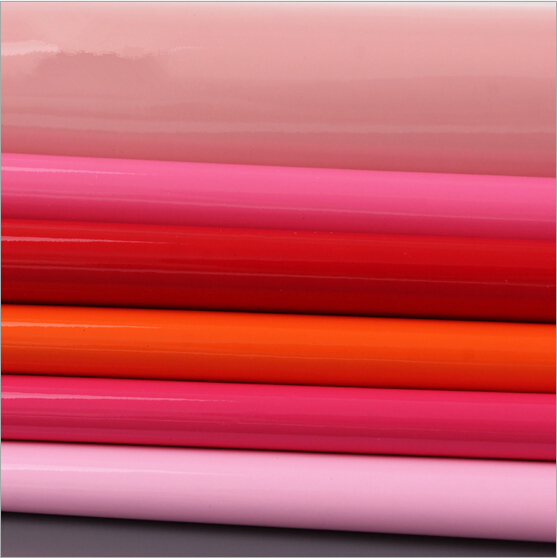 Retail new 54/55'' PU leather Faux Leather Fabric for Sewing PU artificial Synthetic leather for DIY bags shoes accessories(China (Mainland))