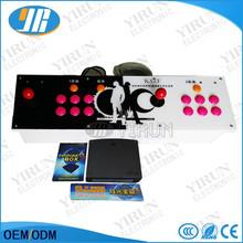 Double arcade games console+Pandora's 520 in 1 Box 3 board multi games  video game machine(China (Mainland))