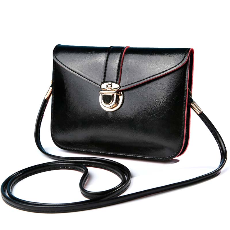Hot sale new arrival candy color bag leather bag women handbag Cell Phone Bags leather shoulder bag ex factory XP429(China (Mainland))