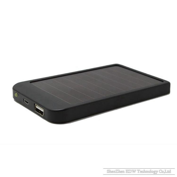 Солнечное зарядное устройство 5600mah внешняя батарея пакет банка мощность для мобильных телефонов iphone 5s 5 4s плюс 6/6 ipad ipod samsung nokia портативный