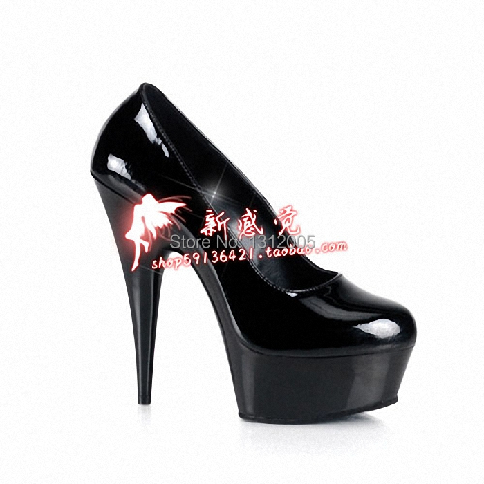 15cm 2015 super sexy high heels shoes show ol dress. Black Bedroom Furniture Sets. Home Design Ideas