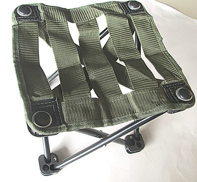 [해외]Fishing tackle portable folding fishing chair stool/..