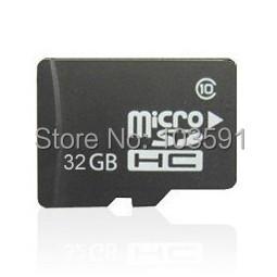 Free Shipping Brand Name Micro SD/TF Memory Card 16GB 32GB 64GB Class 10 Genuine Memory(China (Mainland))
