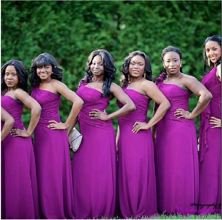Fuschia Purple Dress | Wedding Tips and Inspiration