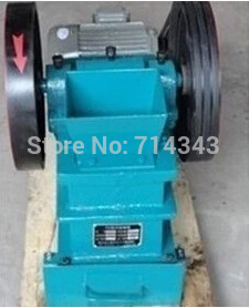 PE-100*150 Jaw Crusher , Ore crusher Laboratory crusher,Glass, stone, ,and chemical 480-1800kg/H(Hong Kong)