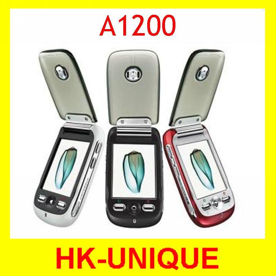 Original Unlocked Motorola A1200 Cell Phones Flip 2MP Camera Quad band GSM Free Shipping(China (Mainland))