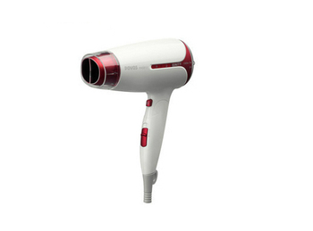 POVOS PH6812 Thermostated Portable Aquaion High Power Hair Dryer