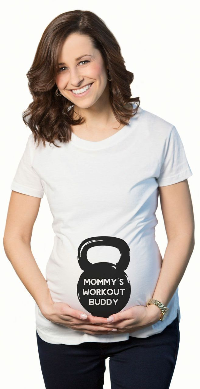 Cute Clothing Cheap K quot Mommy s Workout Buddy quot