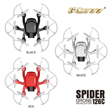 F17864/66 FQ777-126C FQ777 126C MINI Drone with 2MP HD Camera RC quadcopter MODE1 & MODE2 switch headless 4CH 6Axis Gyro